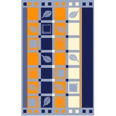 Полотенце махровое пестротканое жаккардовое С107-ЮА 100x160 (2540, Сауна-юбка)