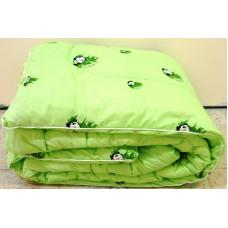 Одеяло дет.110*140 (см) (бамбуковое волокно, тик 100% пэ) в сум.