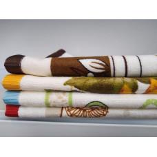 Махровые полотенца 40*70 MOS18AB-3