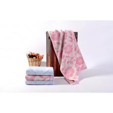 Махровые полотенца 34*76 MOS18-5F
