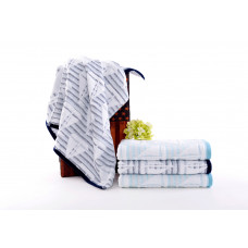 Махровые полотенца 50*90 MOS18-43B1