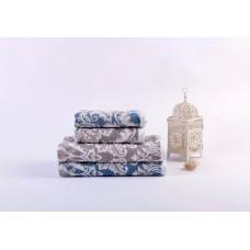 Махровые полотенца 65*135 MOS18-26B2