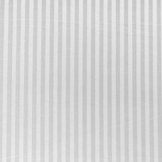 Сатин полоса белая 1х1см, KL-7(J), 250ТС, 100% хб, ш.1,6м
