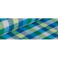 Ткань интерьерная 1419ЯК (506099) п/л пестр цв/цв 150 5/3 син зел сорт 1