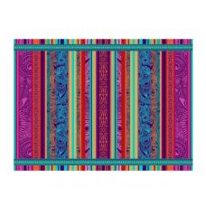 Простыня махровая пестротканная С101-ЮА 215x160 (3896, Индира)