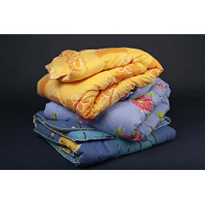 Одеяло класс.150*210 (см) (файбер,полиэстер) в чем