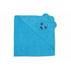 Полотенце махровое детское с вышивкой