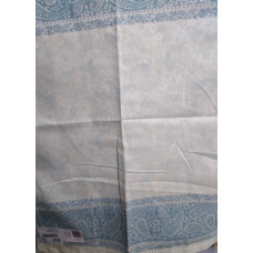 Полотенце 1857ЯК х/б пестр цв/цв 50х70 жакк ажур Причуда пастель сер голуб 10,50 7,21 (по 40)
