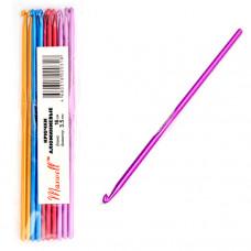Крючки для вязания  арт.AL-CH04   3,5 мм разноцветные