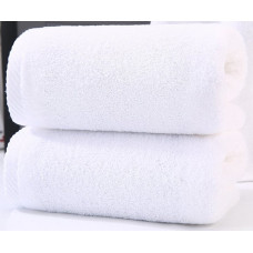 полотенце махровое отбеленное 50х100 артикул С106-ЮА сорт 1