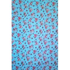 Р1903фон Фланель набивная детская фоновка, размер 90 (3137рис, 9вид, Сорт 1)