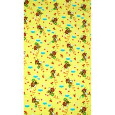 Р2141фон Фланель набивная детская фоновка, размер 150 (3190рис, 4вид, Сорт 1)