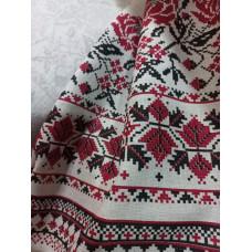 Ткань бельевая 175448 п/л п/вар наб 150 Народная вышивка 18-29/2 сорт 1