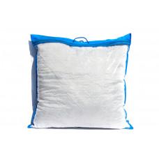 Подушка ЛАЙТ стеганая 68х68 (см) (100% заменитель лебяжьего пуха, 100% полиэстер) в сумке