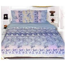 Комплект махрового постельного белья Марсель10926_05, р-р евро
