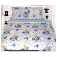 Комплект махрового постельного белья Прованс 12477, р-р евро