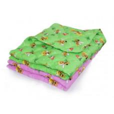 Одеяло дет.110*140 (см) (файберсиликон,бязь/поликот.) в сум.