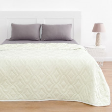 Одеяло облег. 172*205(см)(полиэфирное волокно,микрофибра) с густ. стеж.