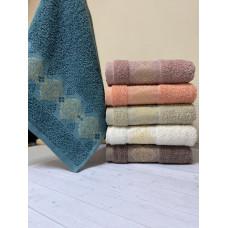 Полотенце для рук, CESTEPE, HV-063, разноцветный, 50х90