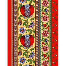 """Ваф.пол. грунт """"Гранатовый браслет""""  рис.19039/1"""
