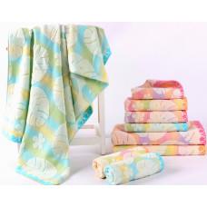 Махровые полотенца 34*76 MOS18-3F