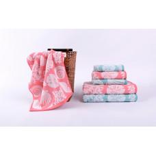 Махровые полотенца 34*76 MOS18-9F