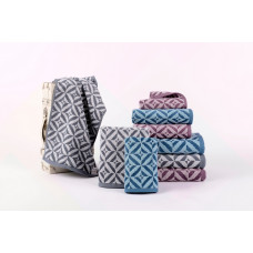Махровые полотенца 50*90 MOS18-11B1