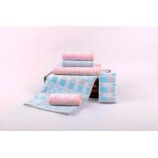 Махровые полотенца 34*76 MOS18-12F