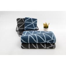 Махровые полотенца 65*135 MOS18-52B2