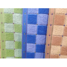 Махровые полотенца 34*68 MOS19AB-3F