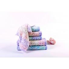 Махровые полотенца 34*76 MOS18-24F