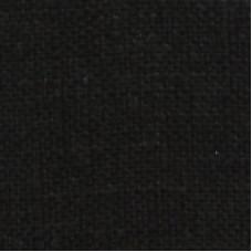 Ткань интерьерная 176003 лен гл/кр 150 Черный К1П1 сорт э