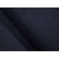 Ткань интерьерная 176003 лен гл/кр каландр 150 Индиго 1513 сорт 1