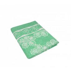 Одеяло взр.байк арт.5772ВЖ разм.212х150 (зеленый кружево)